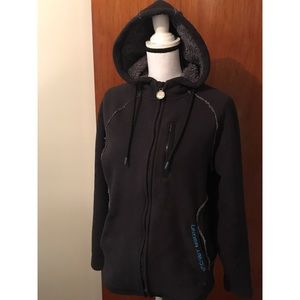 UNDER ARMOUR unisex size Small FLEECE LINED JACKET